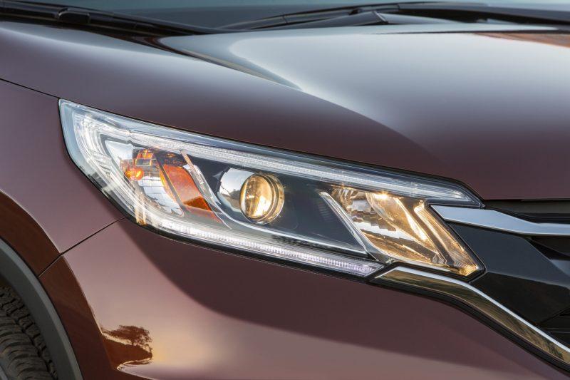 2015 Honda CR-V Revealed With More Torque, More Tech and New Touring Trim 26