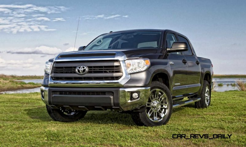 2015 Toyota Tundra Bass Pro Shops Off-Road Edition 1