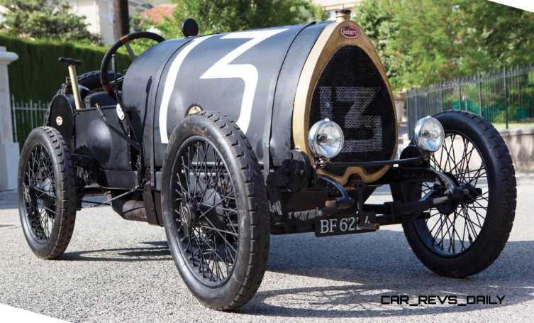 1920 Bugatti Type 23 22