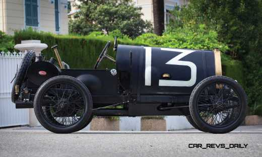 1920 Bugatti Type 23 7