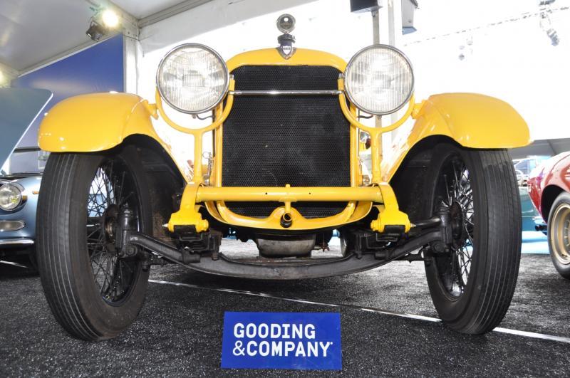 1920 Mercer Series 5 Raceabout  3