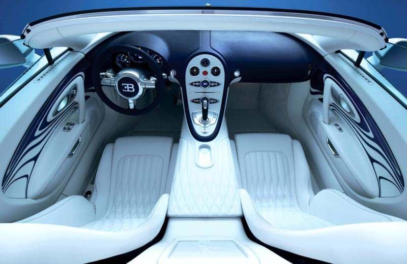 2011 Bugatti Veyron L'Or Blanc 23