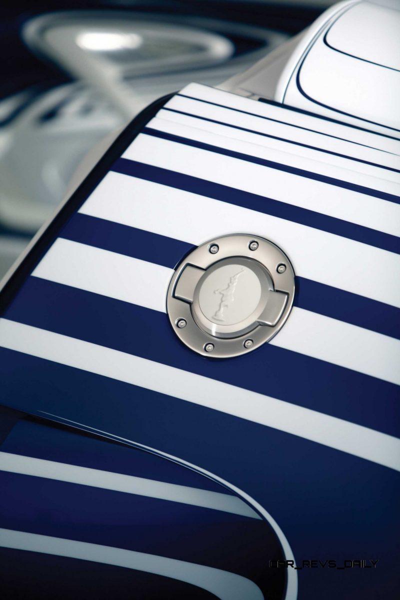 2011 Bugatti Veyron L'Or Blanc 3