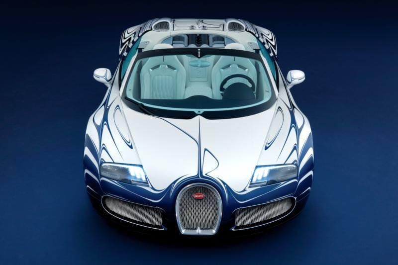 2011 Bugatti Veyron L'Or Blanc 30