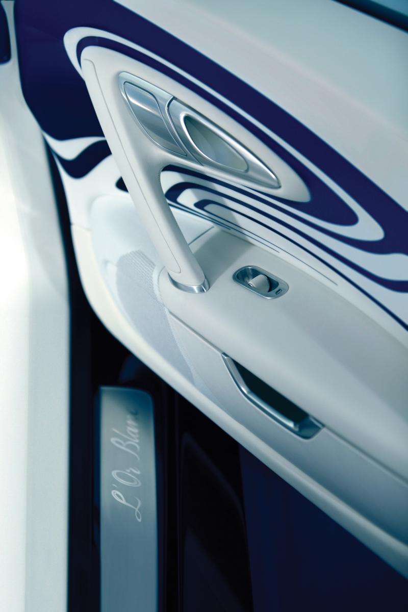 2011 Bugatti Veyron L'Or Blanc 5