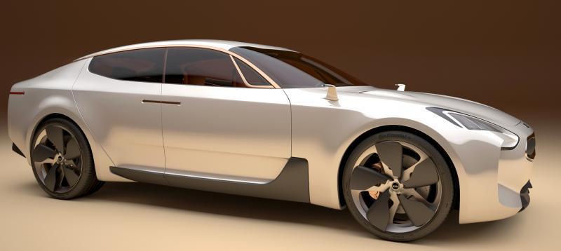 2011 Kia GT 20