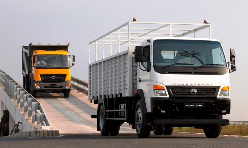 2014 BharatBenz Trucks 13