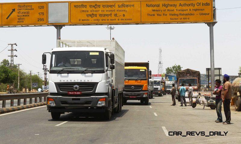 2014 BharatBenz Trucks 17