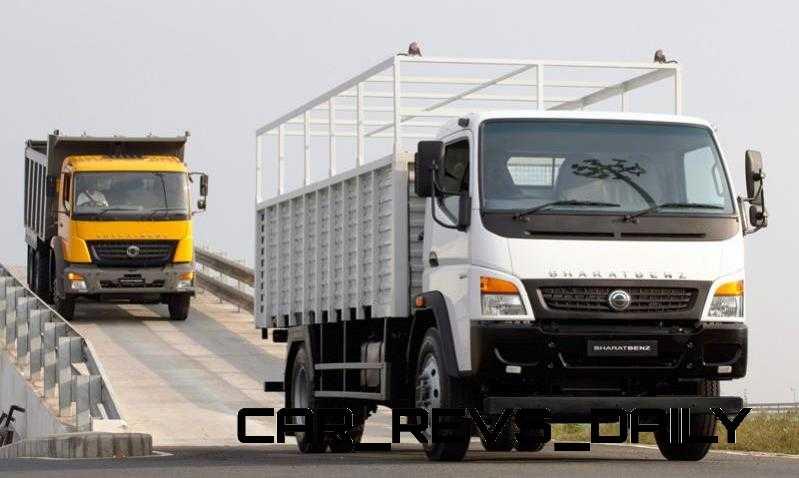 2014 BharatBenz Trucks 2