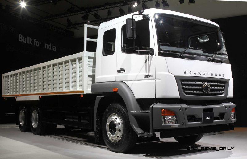 2014 BharatBenz Trucks 22