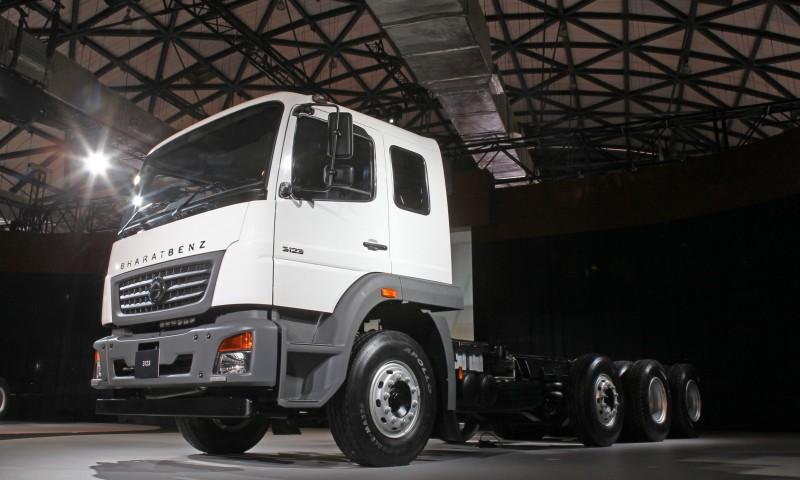 2014 BharatBenz Trucks 23