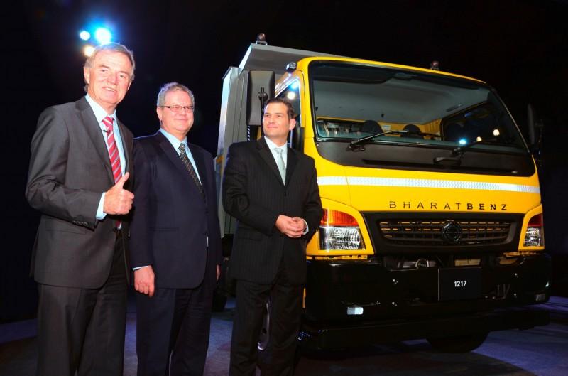 2014 BharatBenz Trucks 26