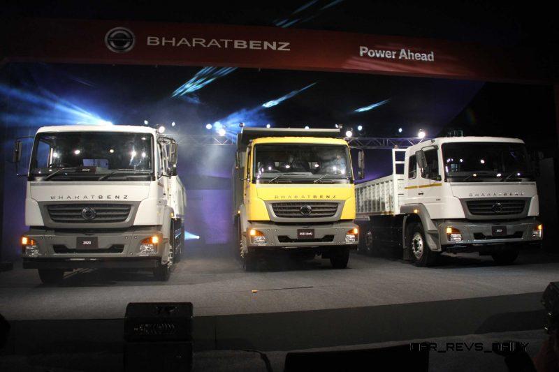 2014 BharatBenz Trucks 71