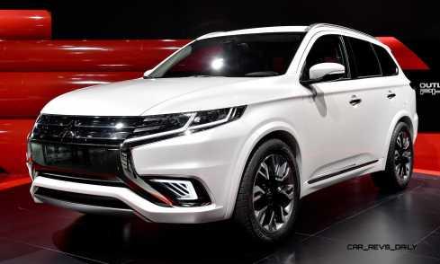 2014 Mitsubishi Outlander PHEV Concept-S 2