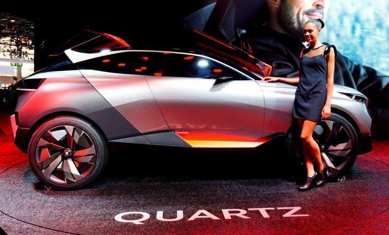 2014 Peugeot Quartz 3