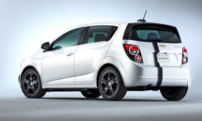 Chevrolet Sonic Accessories Concept
