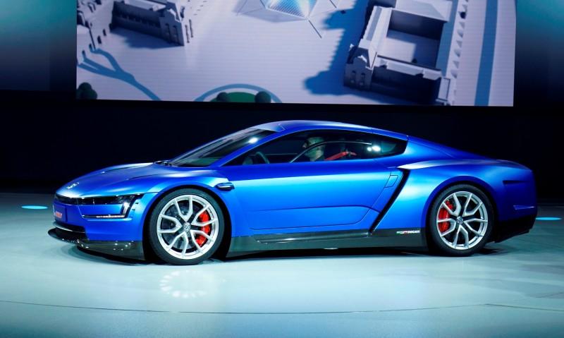 2014 Volkswagen XL Sport Concept 18