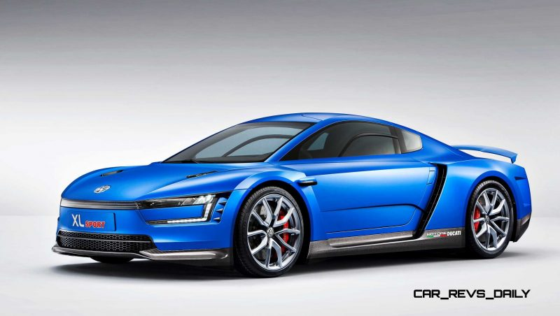 2014 Volkswagen XL Sport Concept 23