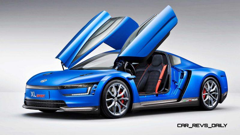 2014 Volkswagen XL Sport Concept 24