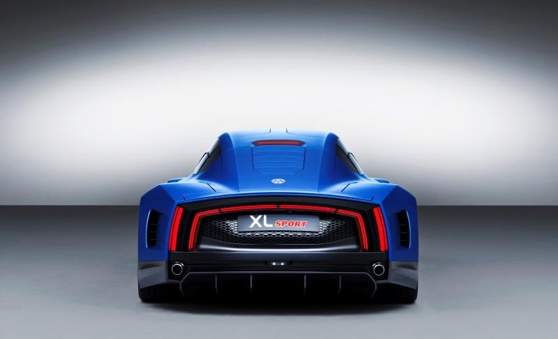 2014 Volkswagen XL Sport Concept 32