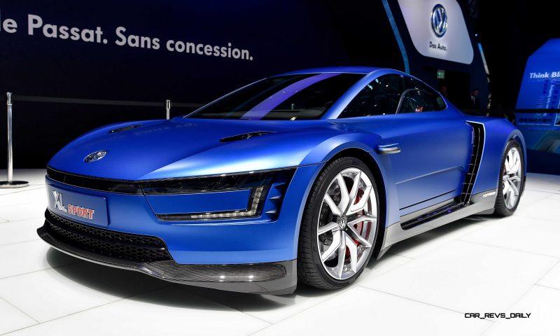 2014 Volkswagen XL Sport Concept 5