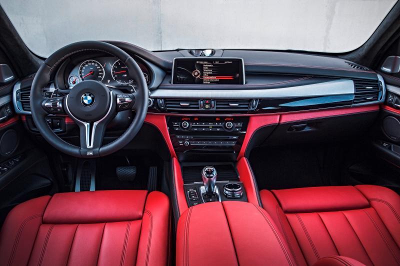 2015 BMW X5 M 13