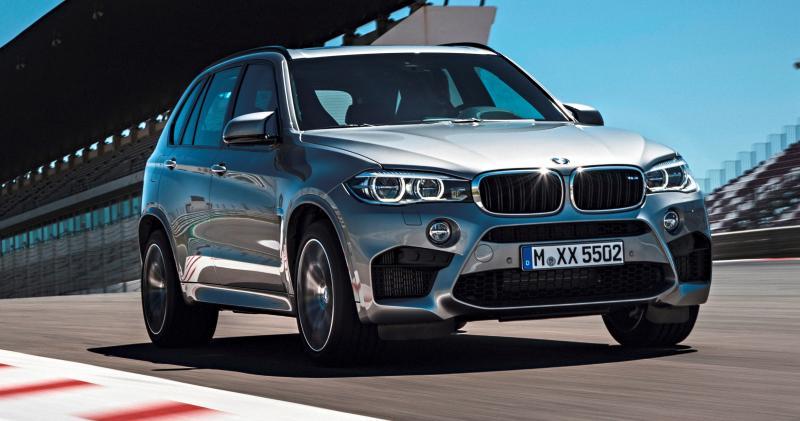 2015 BMW X5 M 25