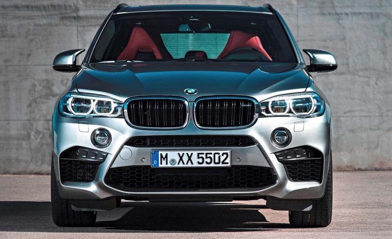 2015 BMW X5 M 5