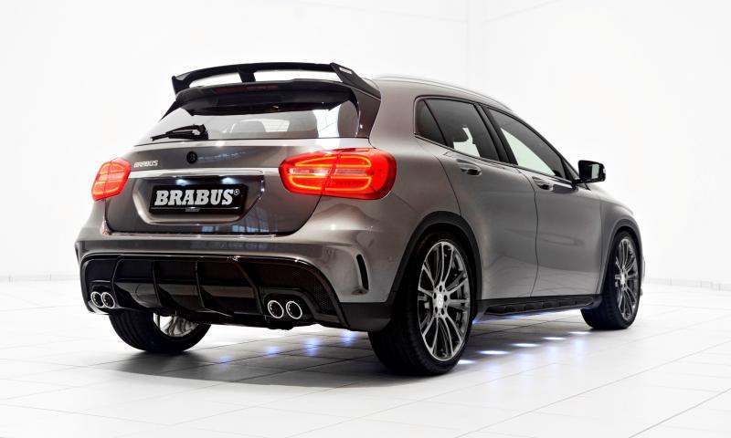 2015 BRABUS Mercedes-Benz GLA-Class 22