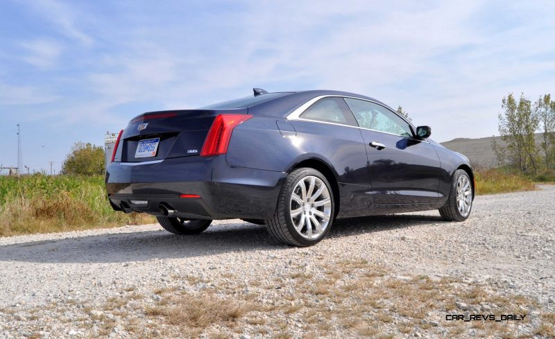 2015 Cadillac ATS Coupe 3.6 AWD 15