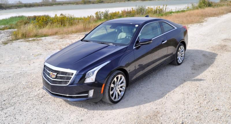 2015 Cadillac ATS Coupe 3.6 AWD 19