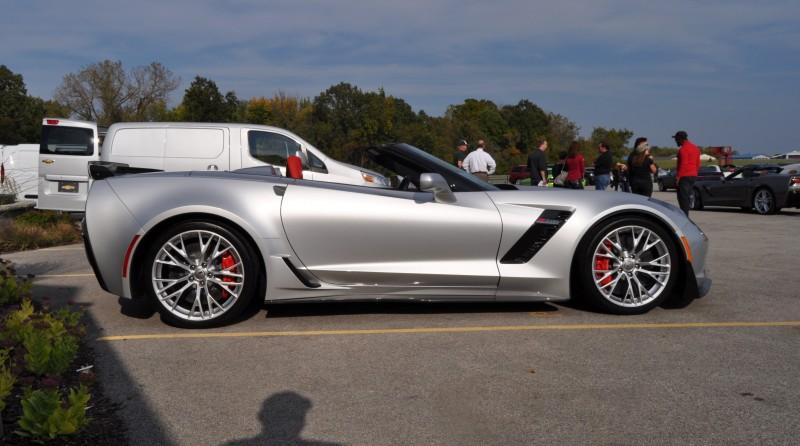 2015 Chevrolet Corvette Z06 Convertible 32