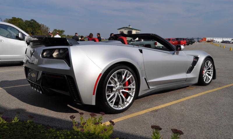 2015 Chevrolet Corvette Z06 Convertible 34