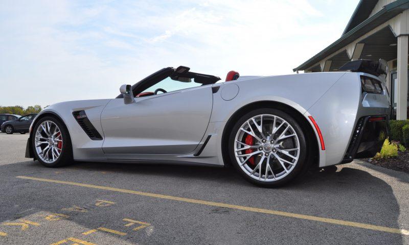 2015 Chevrolet Corvette Z06 Convertible 42