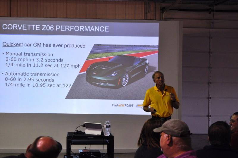 2015 Chevrolet Corvette Z06 Convertible 7