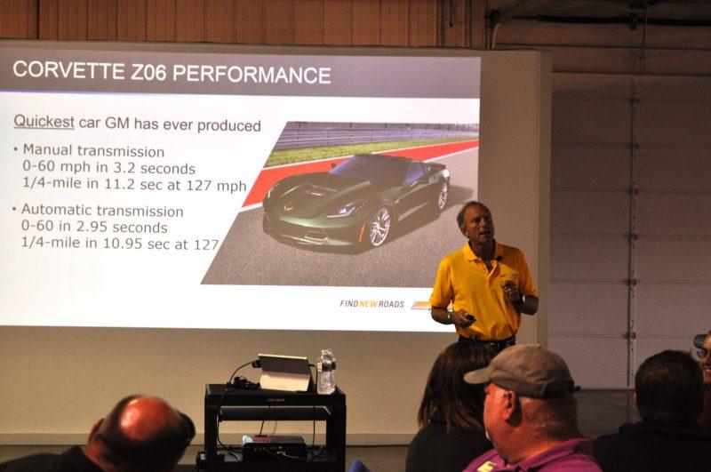 2015 Chevrolet Corvette Z06 Convertible 8