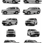 2015 Honda Pilot Colors Guide In 8 Animated Turntables
