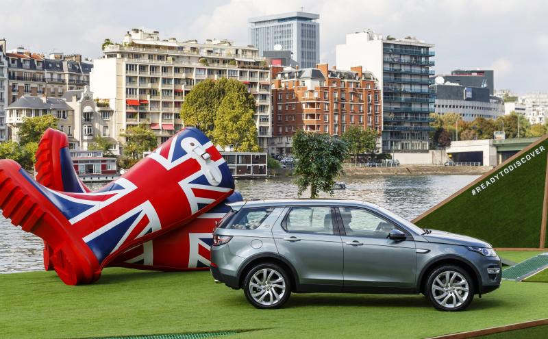 2015 Land Rover Discover Sport 2