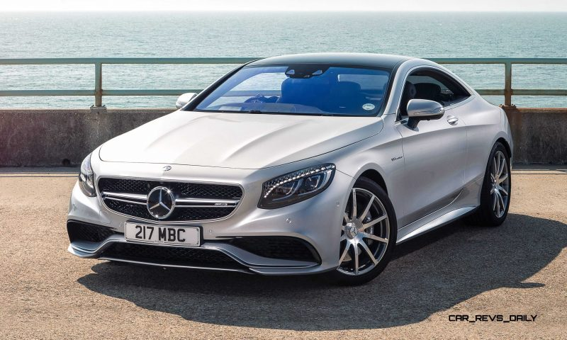 2015 Mercedes-Benz S63 AMG Coupe 1