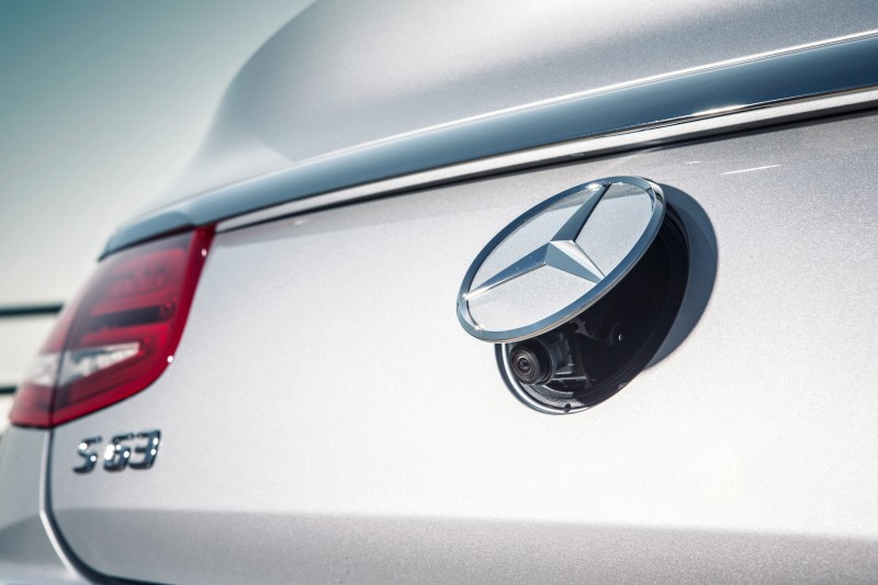 2015 Mercedes-Benz S63 AMG Coupe 18