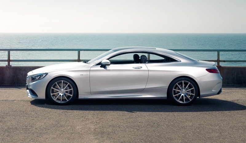2015 Mercedes-Benz S63 AMG Coupe 23