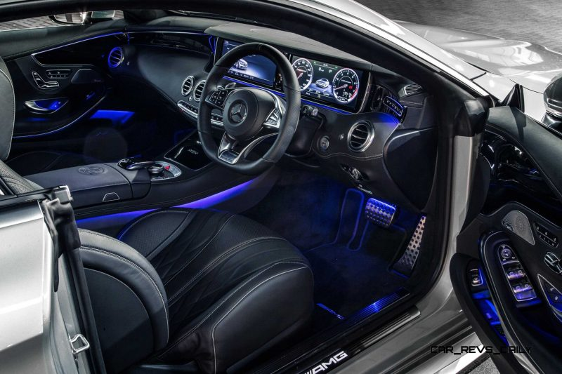 2015 Mercedes-Benz S63 AMG Coupe 27