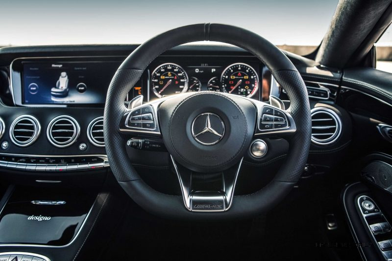 2015 Mercedes-Benz S63 AMG Coupe 28