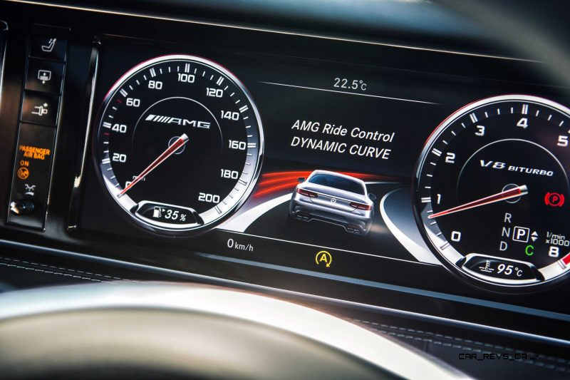 2015 Mercedes-Benz S63 AMG Coupe 35