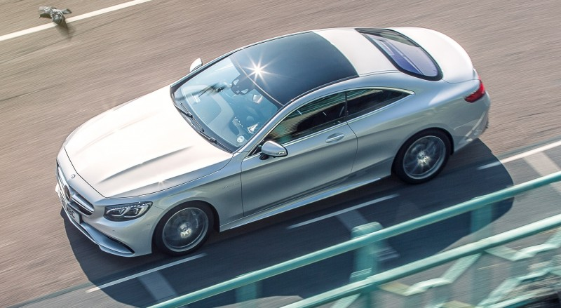 2015 Mercedes-Benz S63 AMG Coupe 65