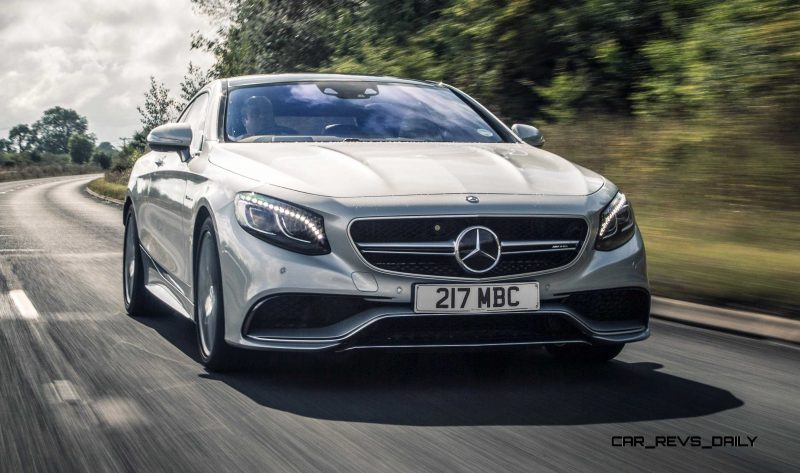 2015 Mercedes-Benz S63 AMG Coupe 67