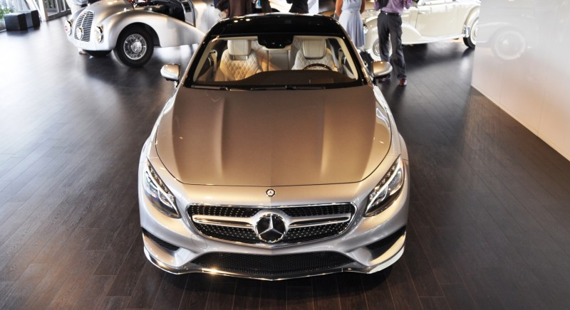 2015 Mercedes-Benz S63 AMG Coupe 74