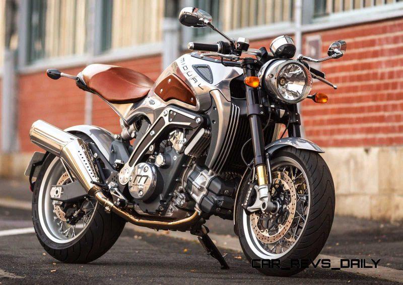 2015 Midual Type 1 Motorcycle 5