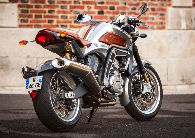 2015 Midual Type 1 Motorcycle 6