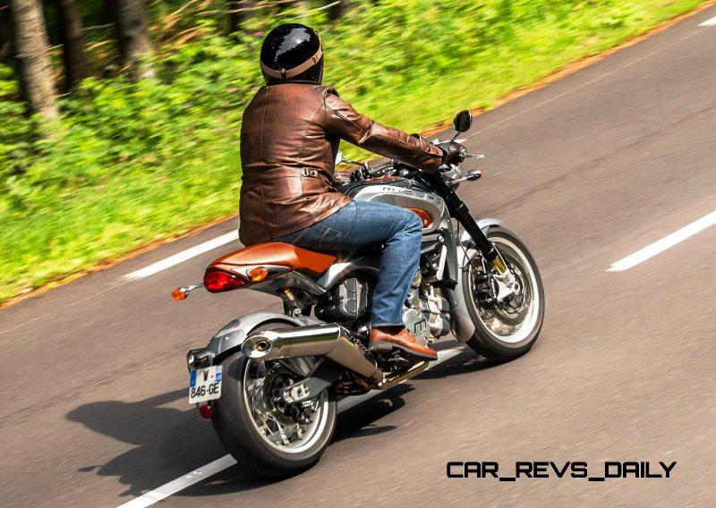 2015 Midual Type 1 Motorcycle 9